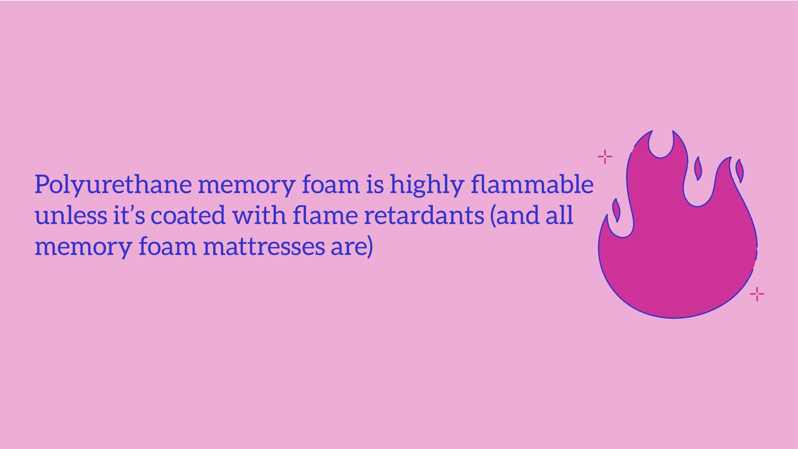 are-memory-foam-mattresses-safe