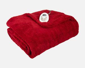 sunbeam heated blanket