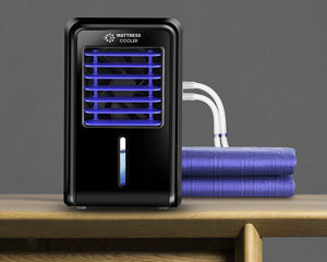 mattress cooler
