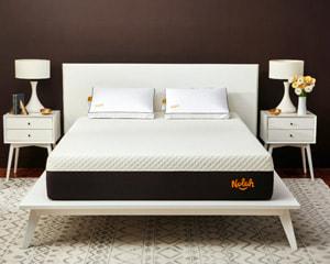 "nolah 12"" mattress for back pain"