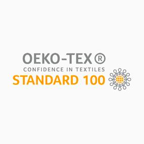 oeko-tex certified