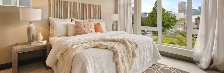 memory foam vs. spring mattress