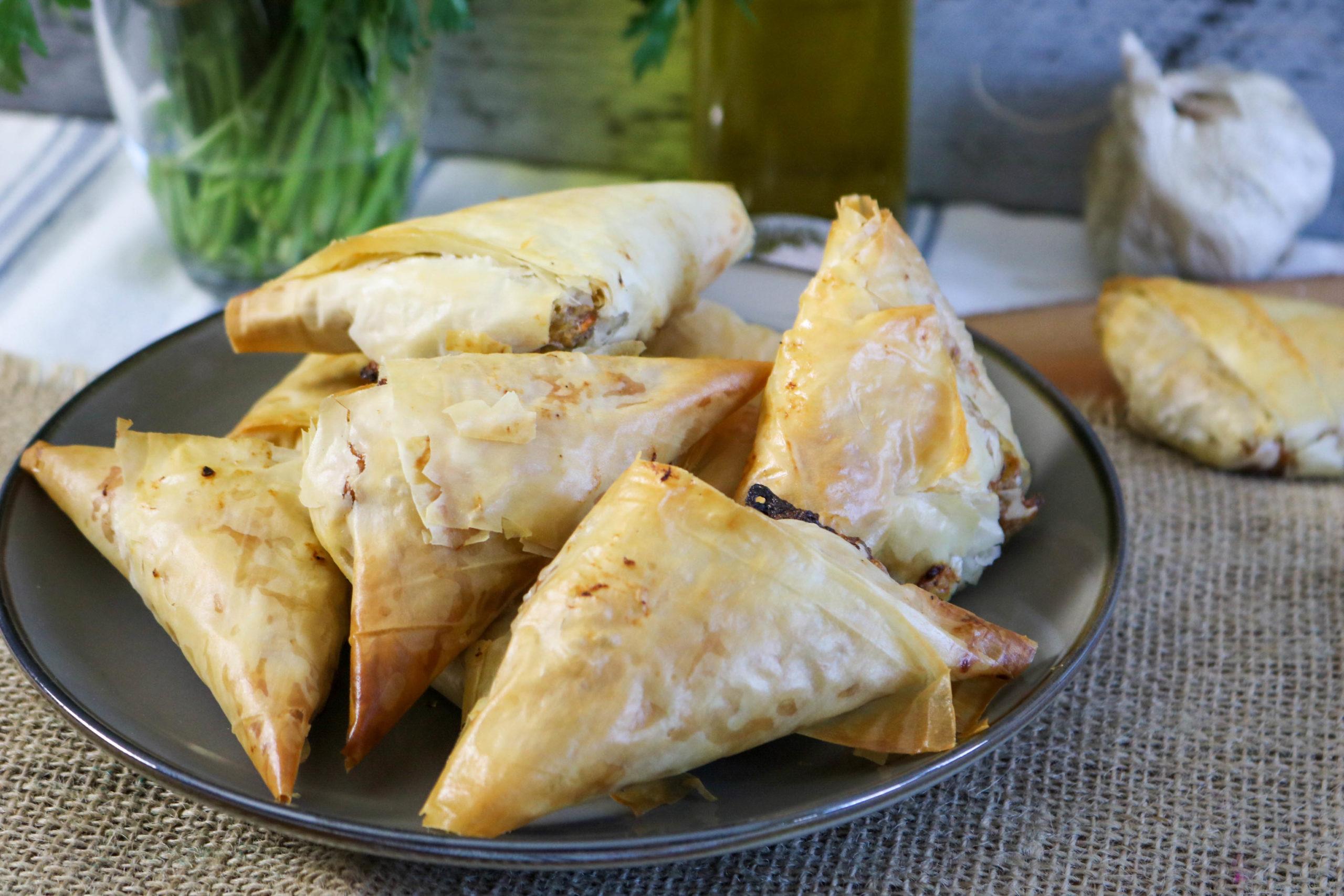 Turkey Pot Pie Bites