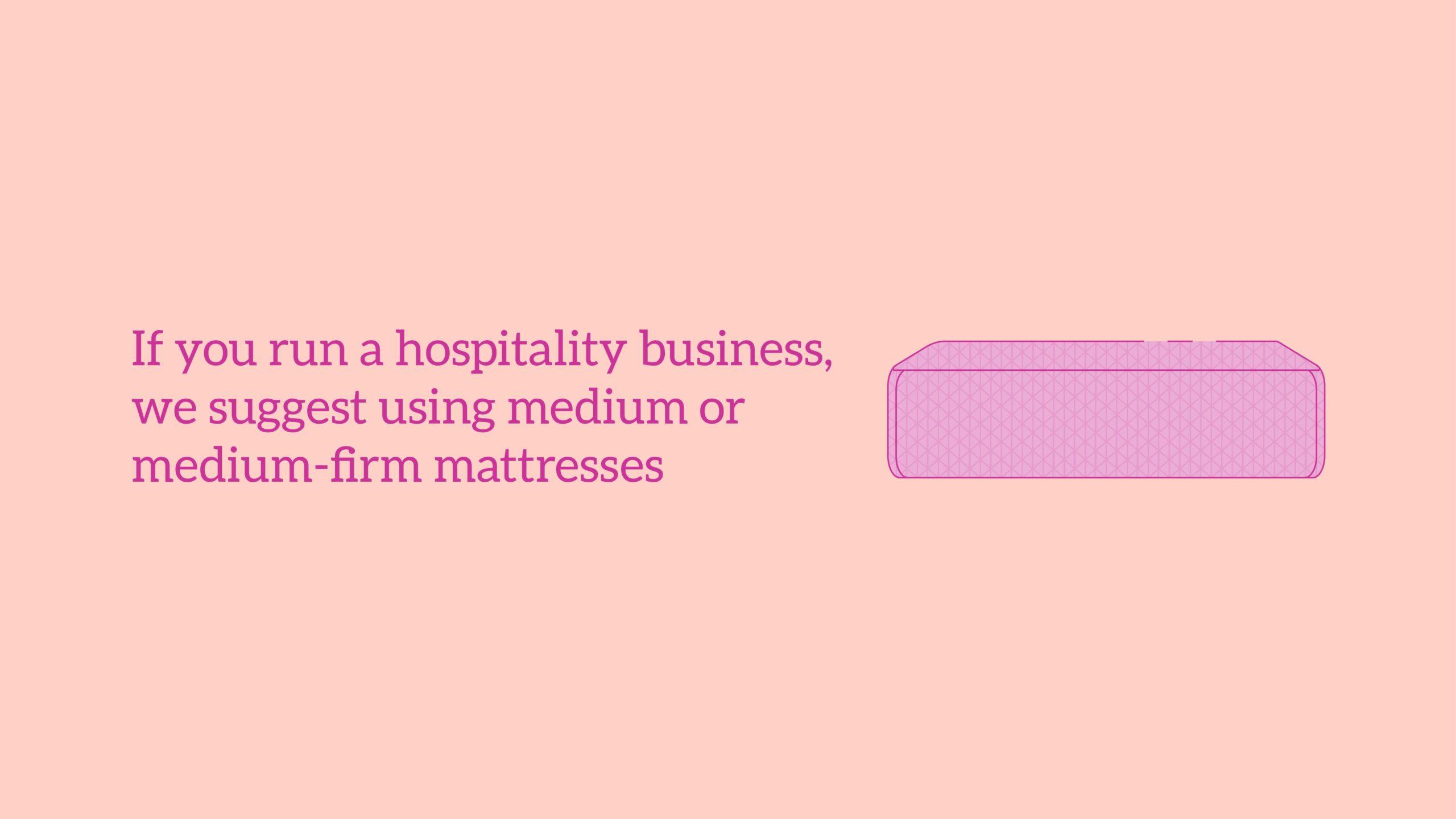 Best Hotel Mattresses