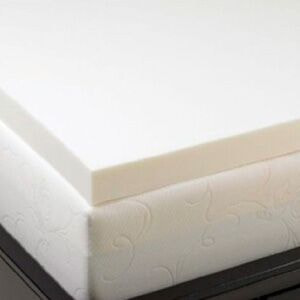 memory foam solutions mattress topper