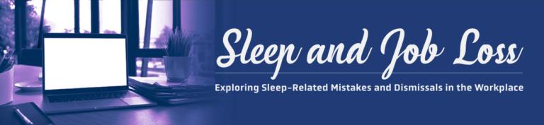 sleep and job loss