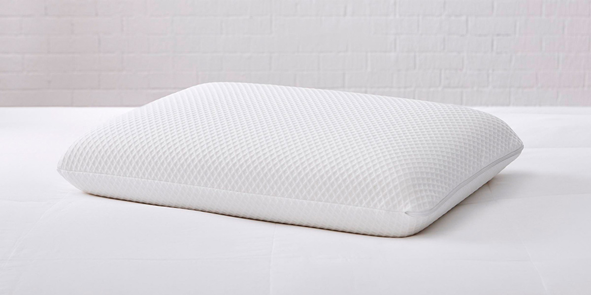 how to wash a memory foam pillow