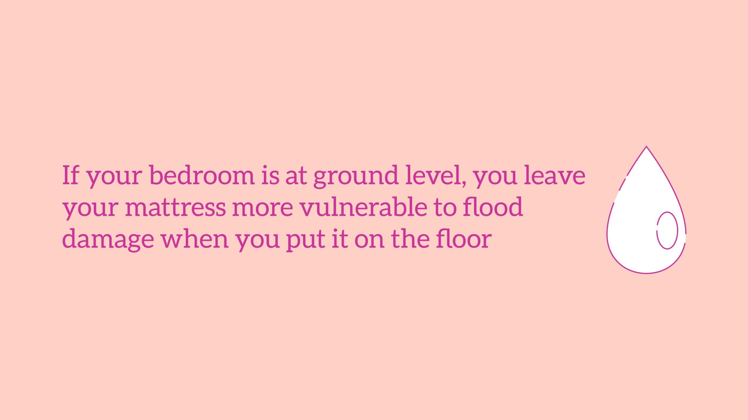 Can You Put a Mattress On the Floor?