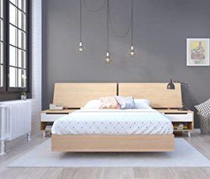 Nordik Platform Bed