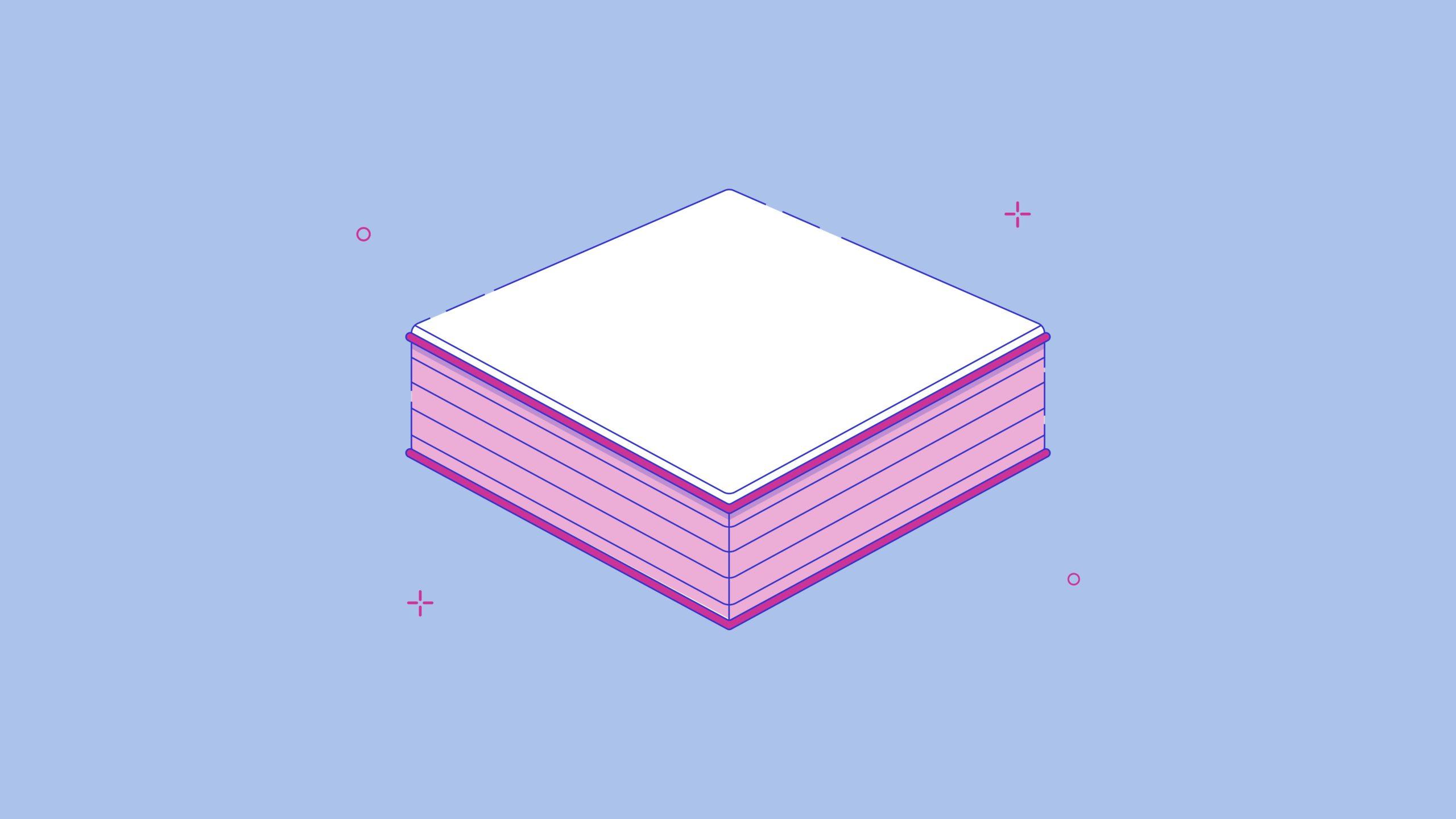 Tight-top-mattress